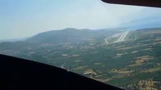 airberlin - Airbus A320-214 - D-ALTD - Landing SMI/Samos