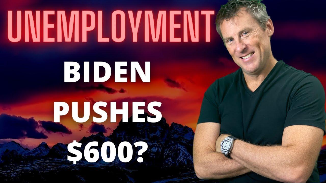 Unemployment Update 11-9-20 Biden's Plan $600 Unemployment Benefits PUA FPUC Vaccine Good News!
