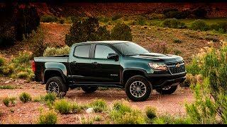 Chevrolet Colorado 2018 пикап внедорожный монстр обзор Автопанорама смотреть