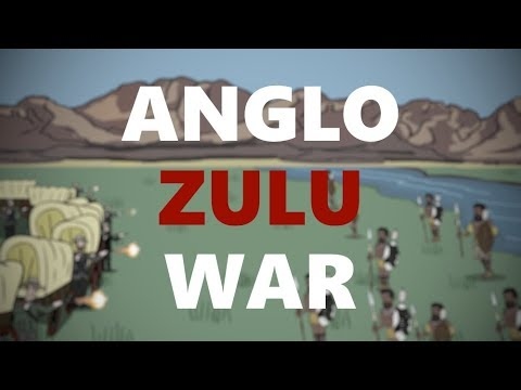 Anglo-Zulu War | Animated History: Part 1