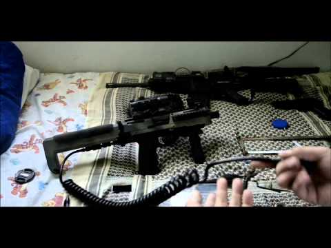 HOW TO TIPPMANN TPX PUT IN CARBINE CONVERSION KIT PART 2