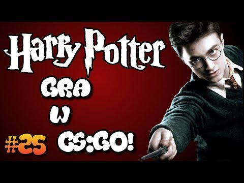 HARRY POTTER GRA W CS:GO!  TROLL #25