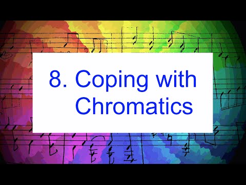 Grade 6 Music Theory ABRSM Composition: Chromatics