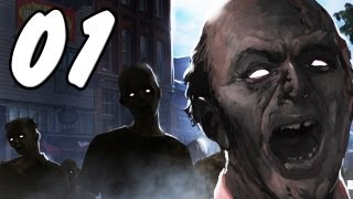 Let's Play State of Decay #01 Deutsch German Gameplay - Zombie Apocalypse