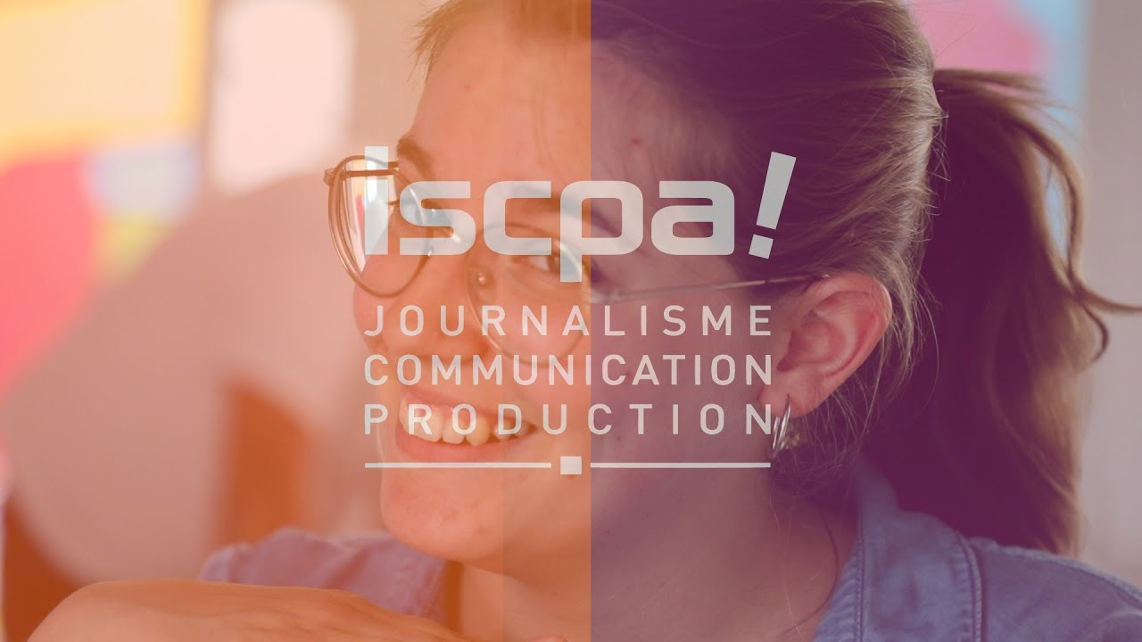 ISCPA PARIS I #MONALTERNANCEISCPA - MORGANE, Chargée de Communication