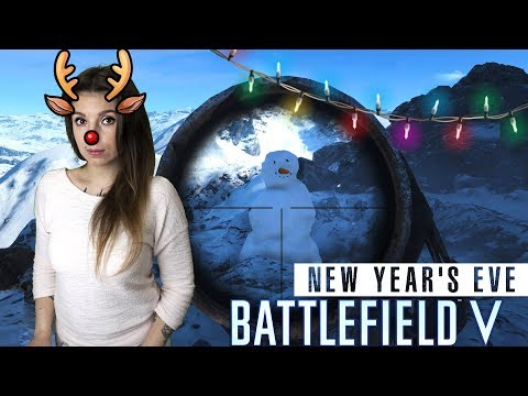 BATTLEFIELD V - NEW YEAR'S EVE - PS 4 PRO GAMEPLAY thumbnail