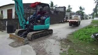 Куда сливают канализацию на Мальдивских Островах ? Монолитное строительство на Мальдивах.