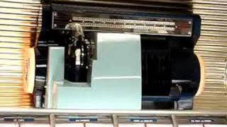 Mr Lucky -  Henry Mancini -  Played on a 1954 Seeburg jukebox