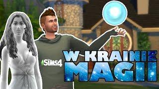 Wielki powrót! The Sims 4 W Krainie Magii #20 w/ Madzia