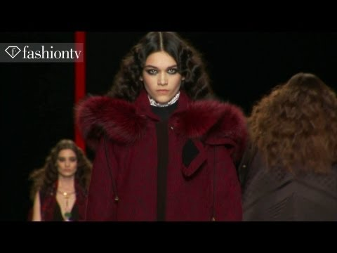 Designers at Work - Just Cavalli Fall/Winter 2013-14: Roberto Cavalli | Milan Fashion Week | FashionTV