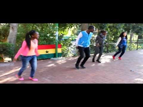 Samini - Azonto  (P-Square Alingo cover video by Diver-city)