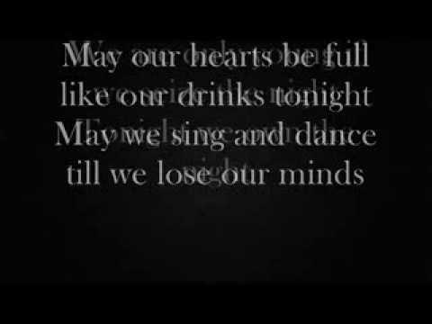 The Wanted - We own the night (Lyrics)