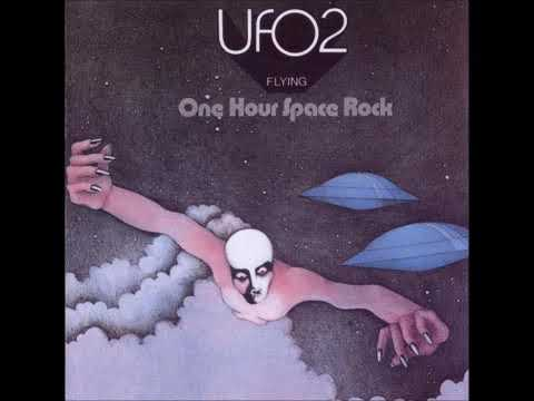 UFO - UFO 2 Flying (One Hour Space Rock) [Full Album]