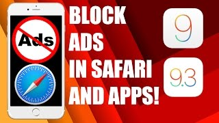how to block ads on ios for free