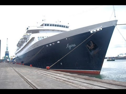 Astoria Ship Tour