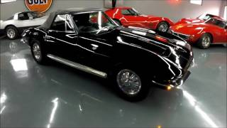 1964 Corvette Convertible - Triple Black, 4-Speed, Great Driver - Seven Hills Motorcars
