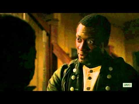 Aldis Hodge's s: TURN: Washington' Spies