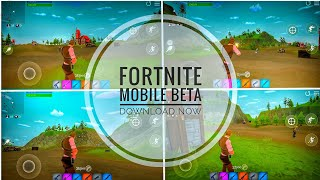 😮FORTNITE MOBILE BETA! DOWNLOAD NOW // By Technical Studio