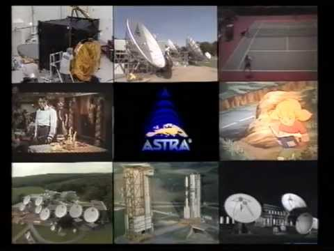 SES ASTRA Promo 1996