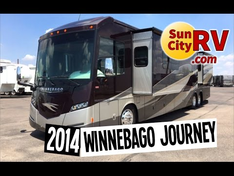 Winnebago Journey 42E For Sale Phoenix RV 2014 | Sun City RV