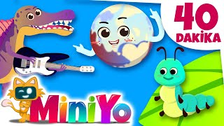 Miniyo Çocuk Şarkıları | 16 Şarkı Bir Arada