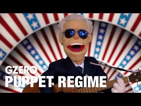 Joe Biden Changes His Tune (on sharing vaccines) | PUPPET REGIME | GZERO Media