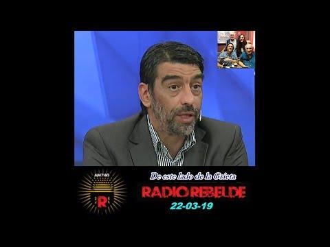 """Rodolfo Tailhade:""""¿Cómo Puede Ser Que EE.UU. No Supiera, Con Los Alcahuetes Que Hay En Comodoro Py?"""""""