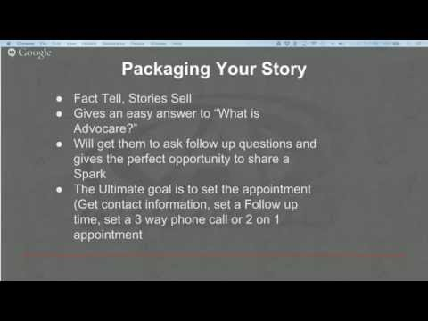Packaging Your Story