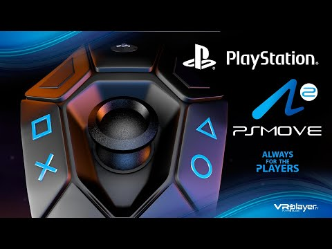 Ps Move 2 Playstation Vr Psvr 2 Ps5 Sony Interactive Patent Concept Design Youtube