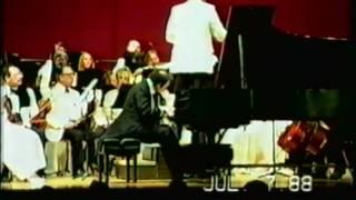 Tchaikovsky Piano Concerto No. 1 Op. 23 Andantino semplice-Prestissimo-Tempo I