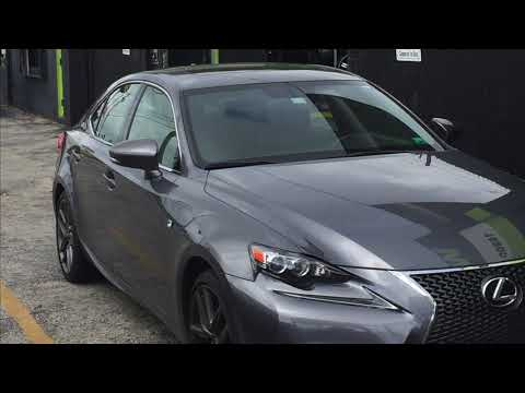 The Complete Process of Returning A Leased Lexus (or other car)