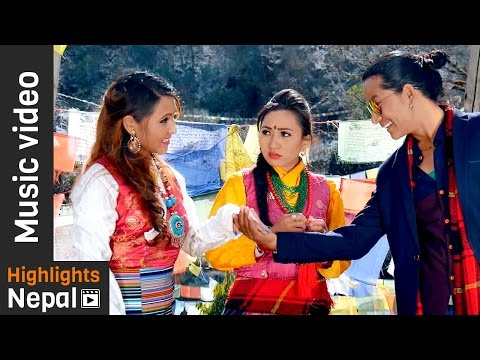 Mathi Mathi - New Nepali Hit Selo Song 2017/2073 | Sagar S. Waiba | Sweet Heart