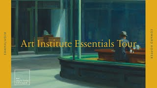 Edward Hopper's Nighthawks | Art Institute Essentials Tour