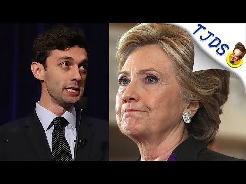 Here's Why Ossoff Was Beaten Worse Than Hillary Clinton
