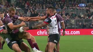 NRL Highlights: Manly Sea Eagles v Warriors – Round 14