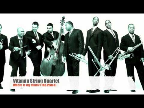 Vitamin String Quartet - The Pixies - Where is my mind? (Cover)