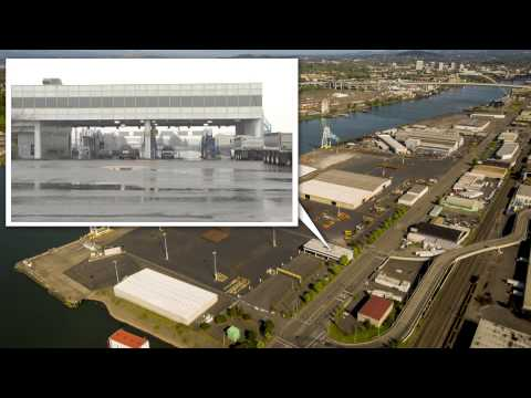 Port of Portland: Marine Terminal 2
