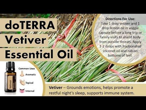 fantastic-doterra-vetiver-essential-oil-uses