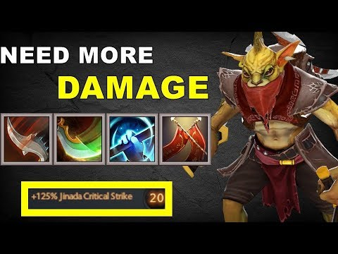 Boost the Jinada's DMG | Dota 2 Ability Draft thumbnail