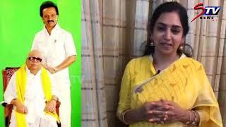 கண்கலங்கிய தமிழச்சி தங்கபாண்டியன் | DMK,Lok Sabha Election Results |STV