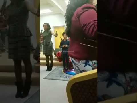 Woman In Church Claims She Was Raped And Fight Starts