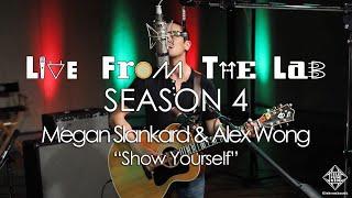 Megan Slankard & Alex Wong -