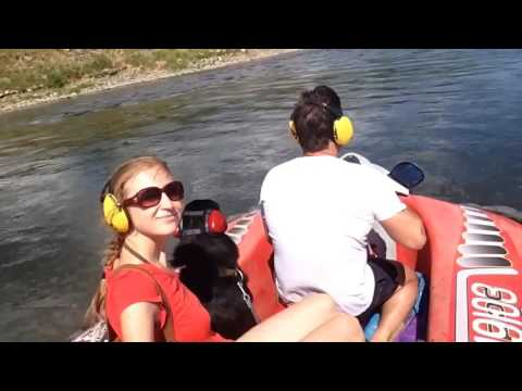 Hov pod лодка на воздушной подушке