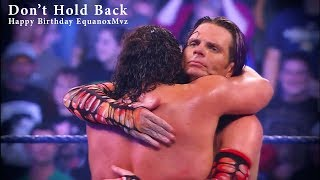 ● Jeff Hardy || Don't Hold Back || HAPPY BIRTHDAY EQUANOXMVZ ► 2017 ᴴᴰ ●
