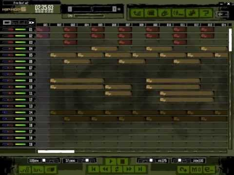 Free Beat #2 - Techno gedöns
