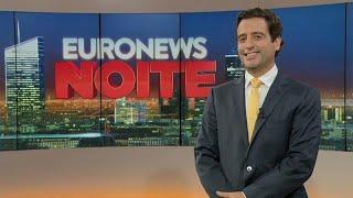 Euronews Noite   As notícias do Mundo de 9 de dezembro de 2019