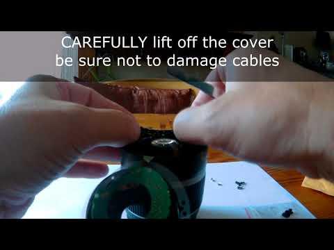 canon EF-S 18-55mm lens repair autofocus not working