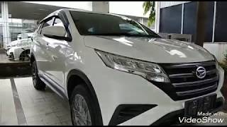 Daihatsu All New Terios | Terios Type X MT Standard Putih 2018 - Indonesia