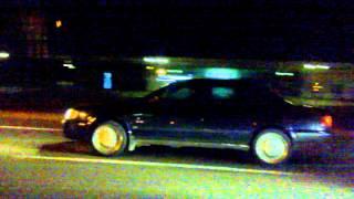 Saab 9000 2.3t (1.7-1.5bar) vs Opel astra 2.0t eds3 vs Audi s4c4 2.2t K26/27