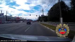 ДТП в Твери на проспекте Калинина. 7.08.18